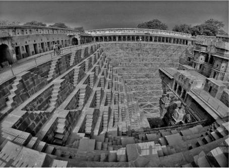 சாந்து பௌரி : மகத்தான அமைப்பு