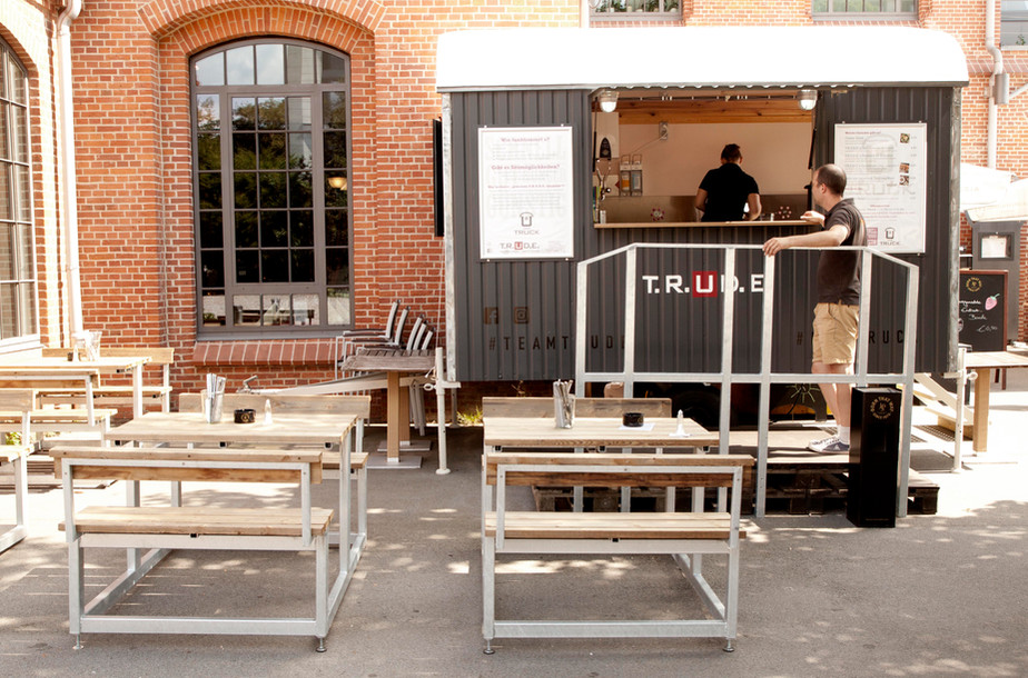 Restaurant T.R.U.D.E. - Hamburg