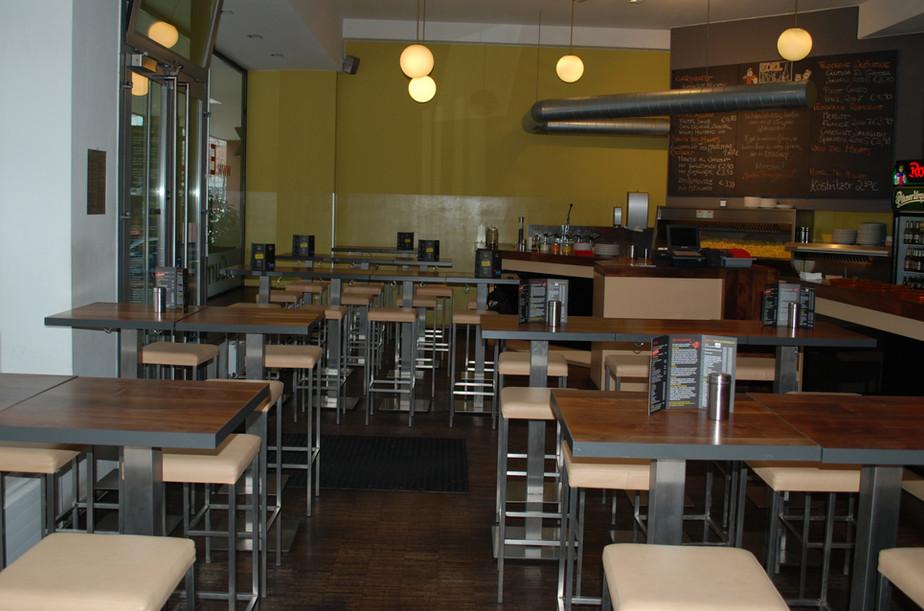 Restaurant Edelcurry - Hamburg