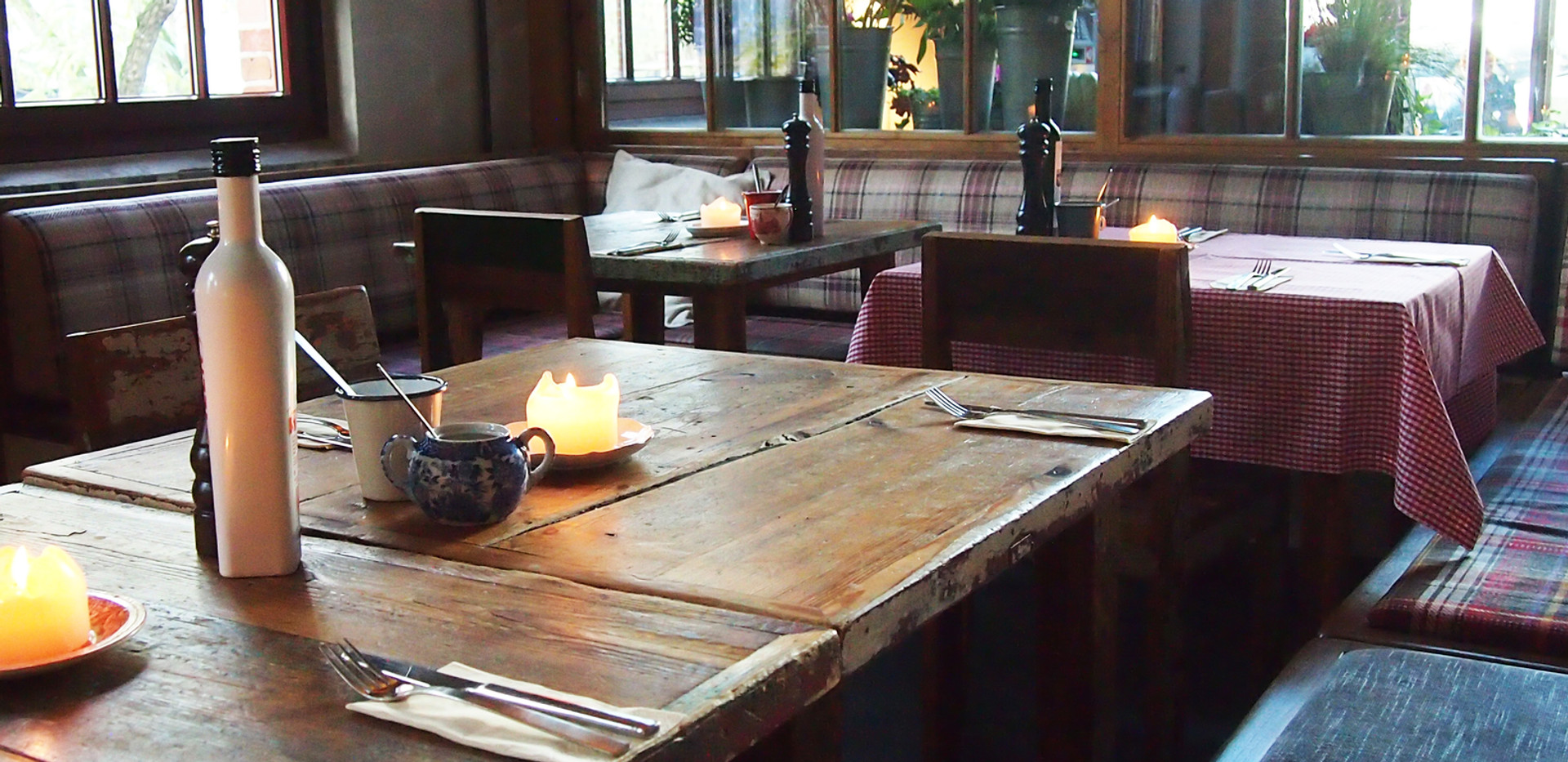 Restaurant Bullerei Deli - Hamburg