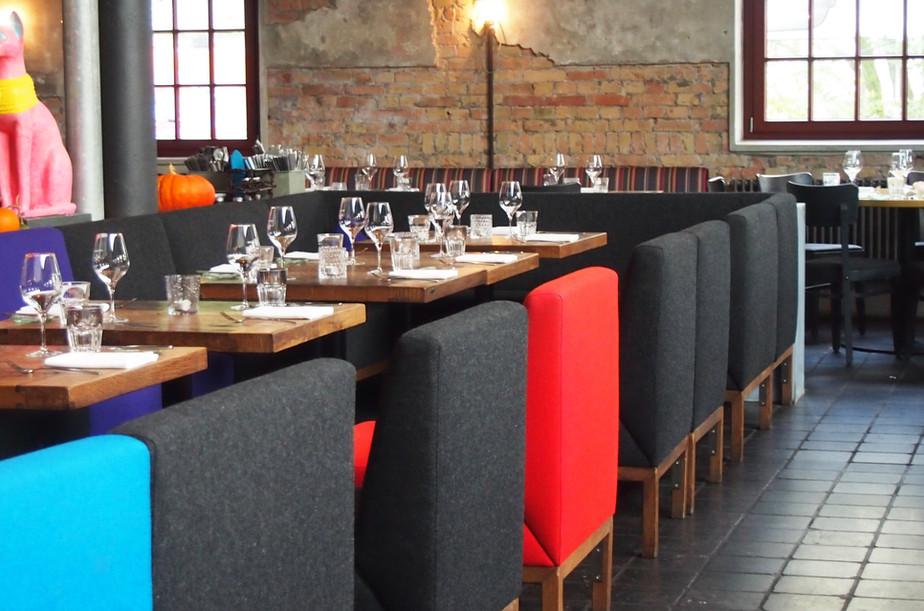 Restaurant Bullerei - Hamburg