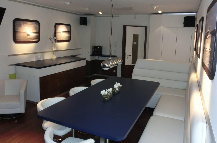 VIP Lounge Volksparkstadtion - Hamburg