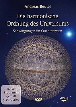 Die harmonische Ordnung des Universums, DVD - Andreas Beutel