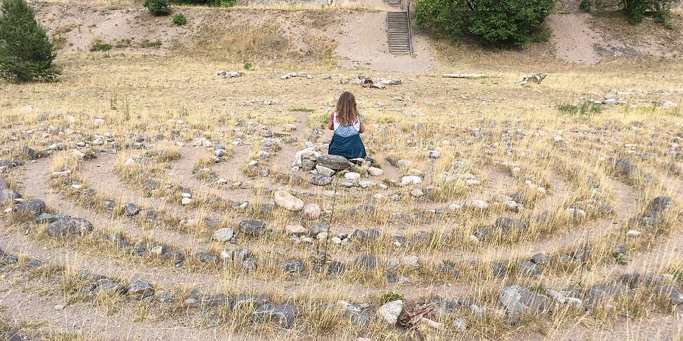 Meditation über ZOOM