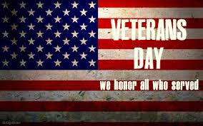 Word Prompt Wednesday Salutes Our Veterans