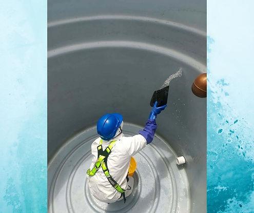 lavado y desinfeccion de tanques de agua potable