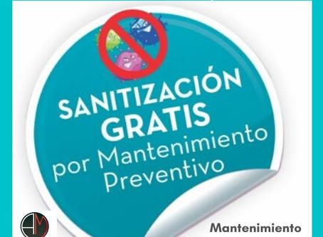 Porque desinfectar - sanitizar el aire acondicionado?