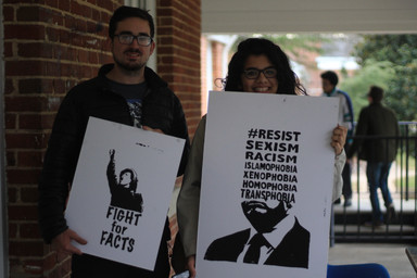 Fight for Facts, #Resist