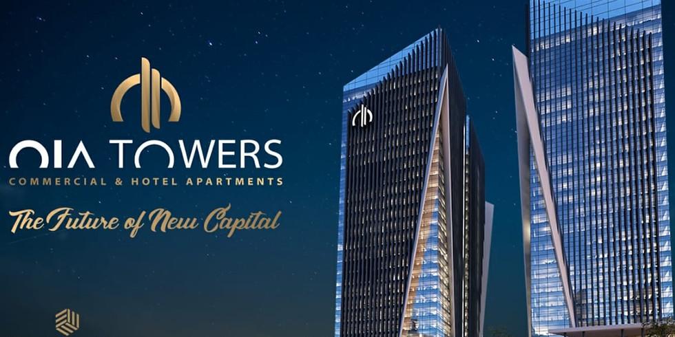 OIA Tower New Capital