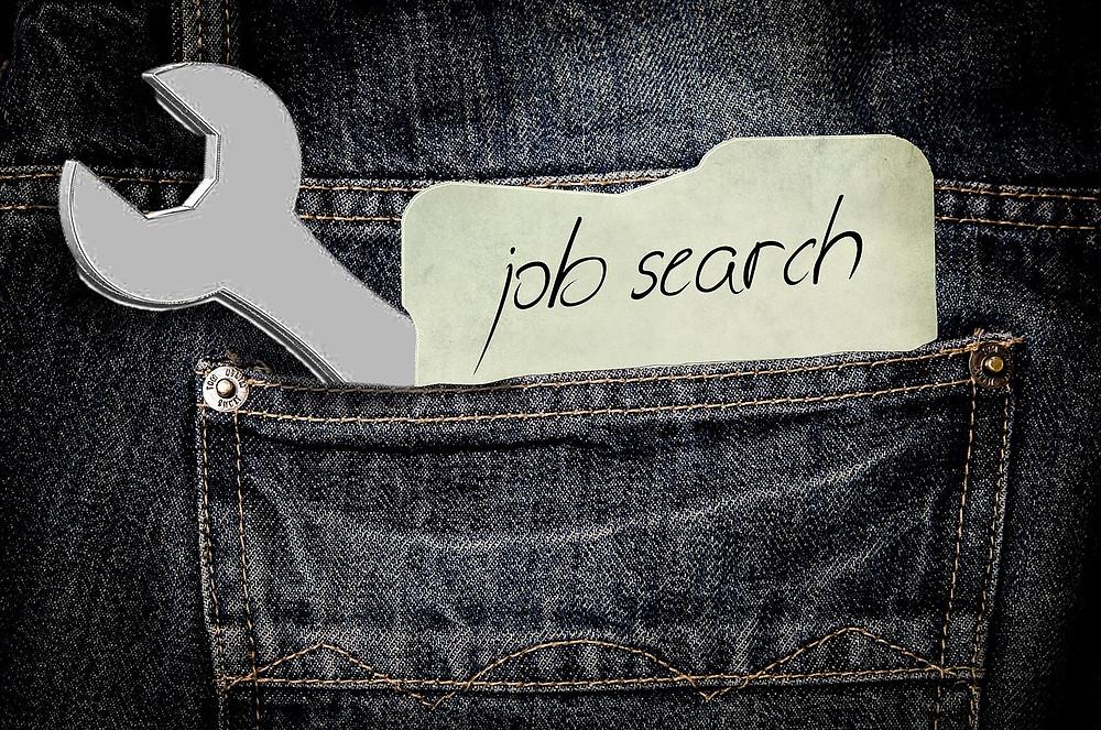 Job search-Photo: kalhh on Pixabay
