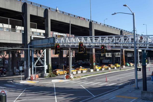 Seattle Multimodal Terminal At Colman Do