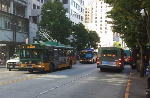 Third Ave Bus Lane Extension Study