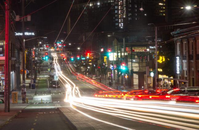 SCL Arterial Street Light Conversion Light Analysis