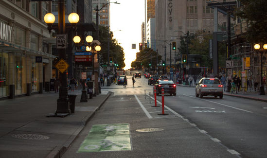 One Center City Mobility Plan