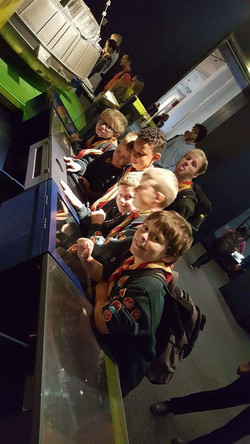 Learning in the Science Museum