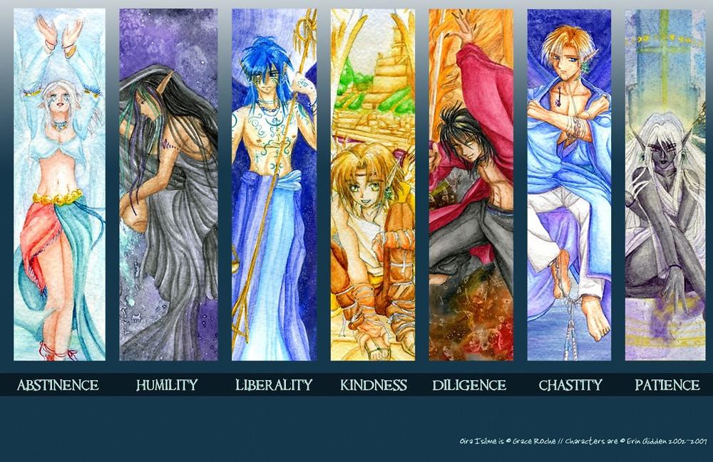 Seven Rulers of Heaven