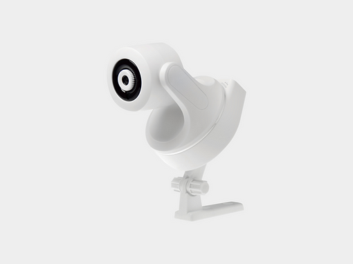 Белый Круглый камеры