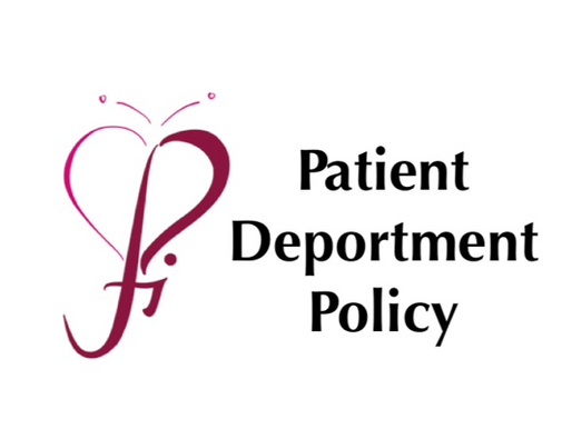 Patient Deportment Policy