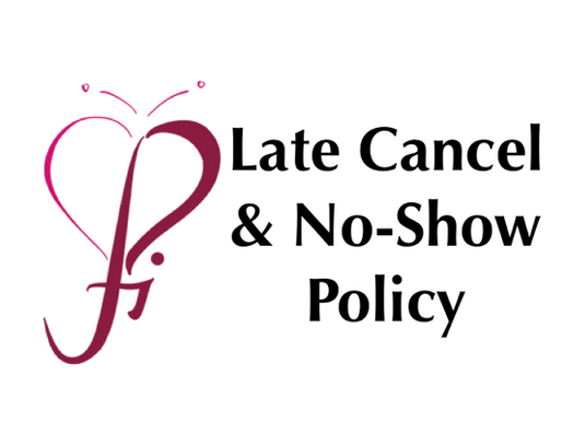 Late Cancel/No Show Policy