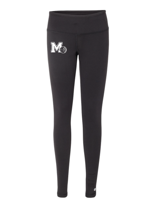Champion Leggings Memorial Volleyball