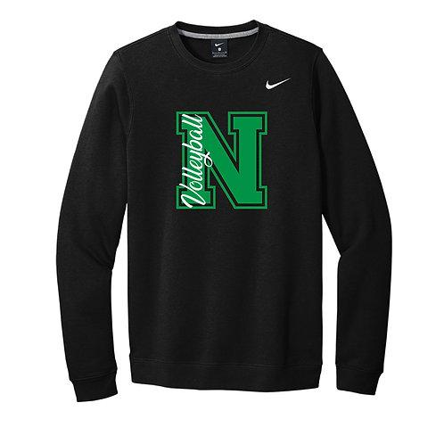 North Varsity Volleyball Nike Sweatshirt