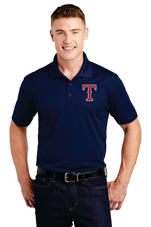 Mens dry fit Polo - Embroidery only