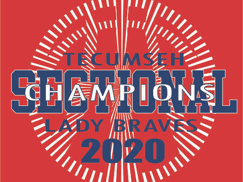 Sectional Championship Tee shirt
