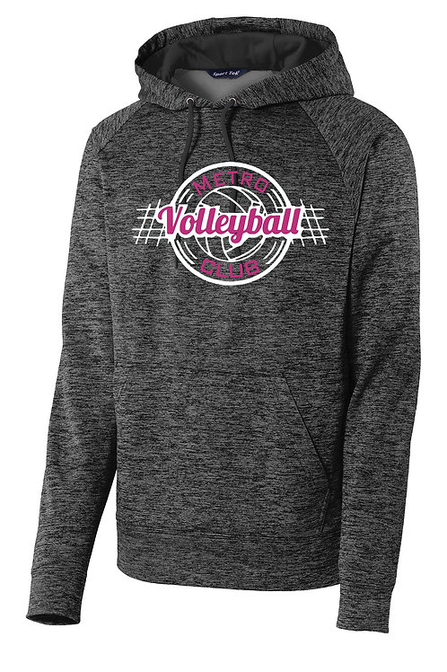 Dry Fit Hooded Sweatshirt DESIGN B