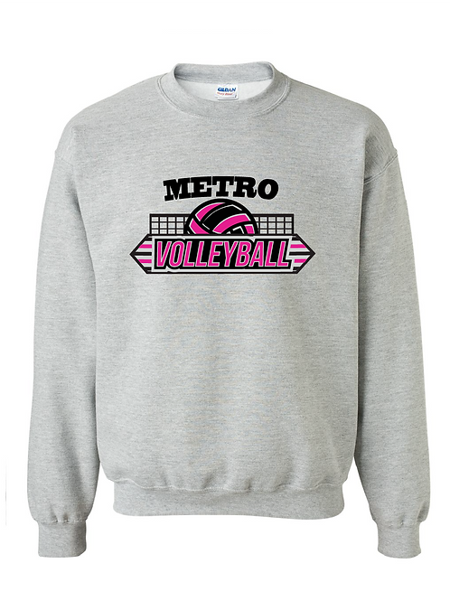 Cotton Crew Neck Sweatshirt DESIGN B