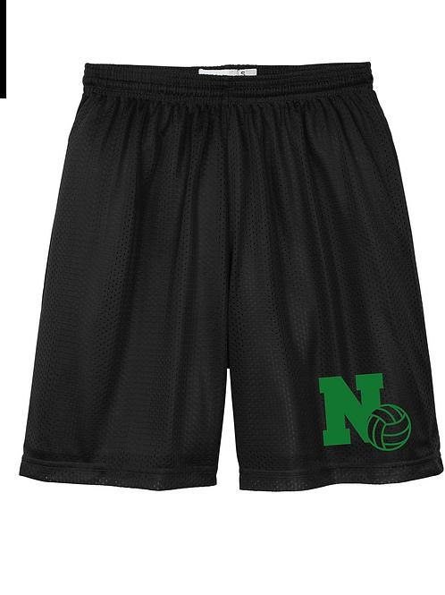 North Volleyball Basketball Shorts
