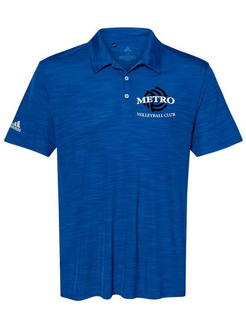 Uni-Sex Fit Adidas Metro Men's Team Embroidered Polo