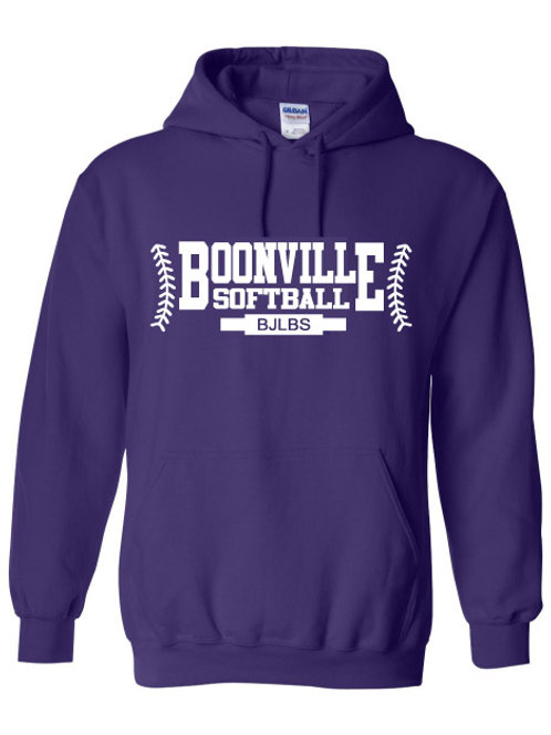 BJLBS Cotton Hoodie (Softball)