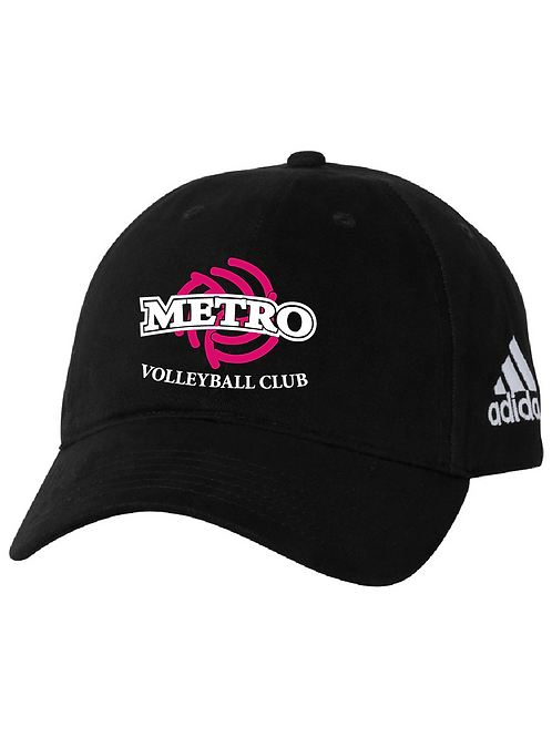 Adidas Baseball Hat  - Black or White