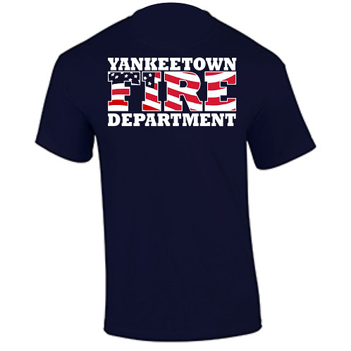 Yankeetown Fire Flag