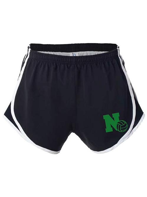 North Volleyball Running Shorts