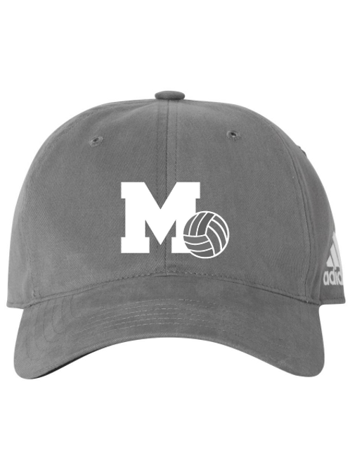 Embroidered Adidas Memorial M Hat