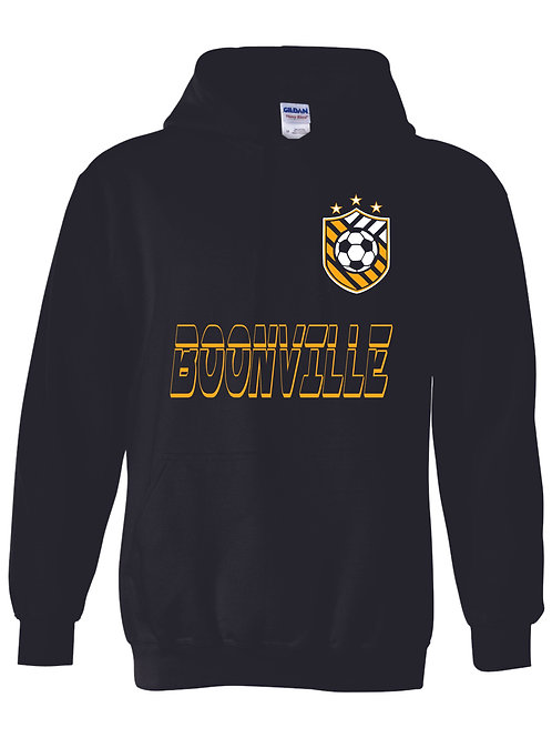 Boonville Soccer Cotton Hoodie