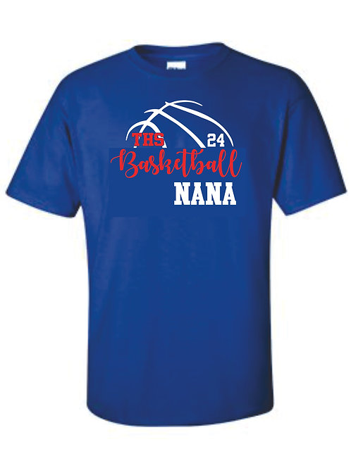 Tee -NANA with number option