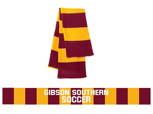 GS Soccer Scarf