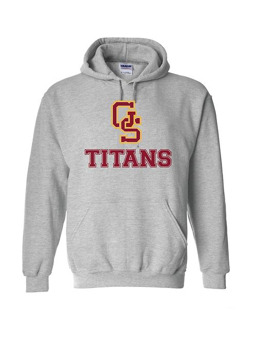 GS Titans Gildan Unisex Hoodie