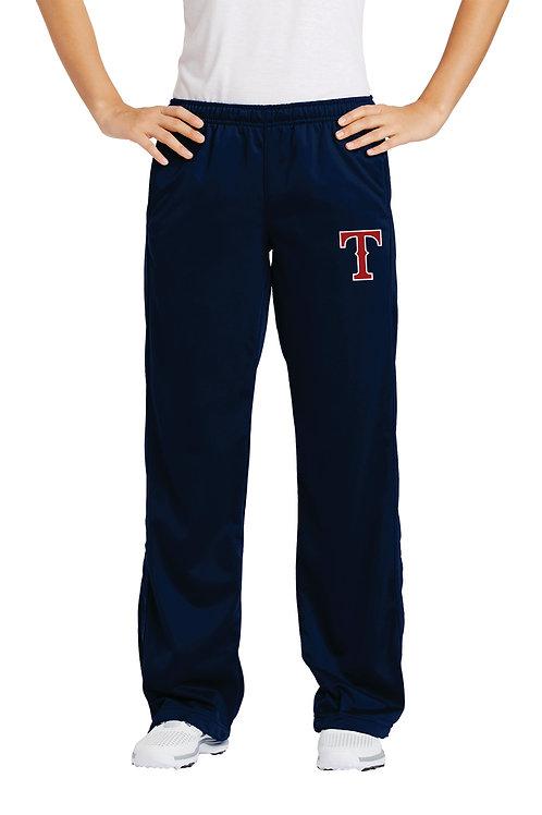 Sport-Tek® Ladies Tricot Track Pant