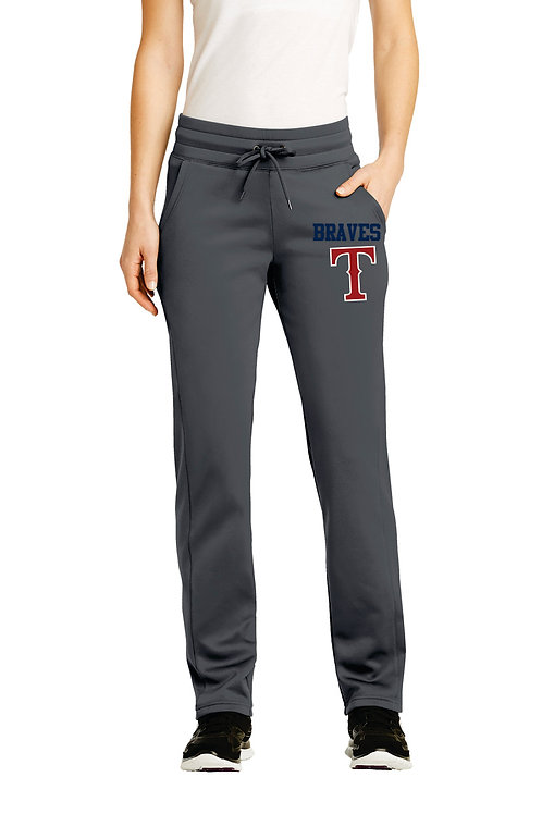 Ladies dryfit warm up pant