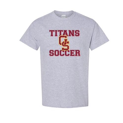 GS Soccer Gildan Short Sleeve T-Shirt
