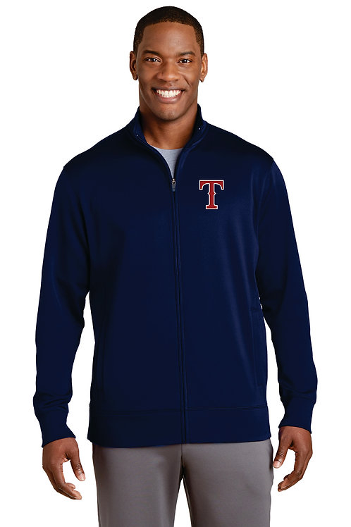 Mens Full Zip Fleece - Embroidery only