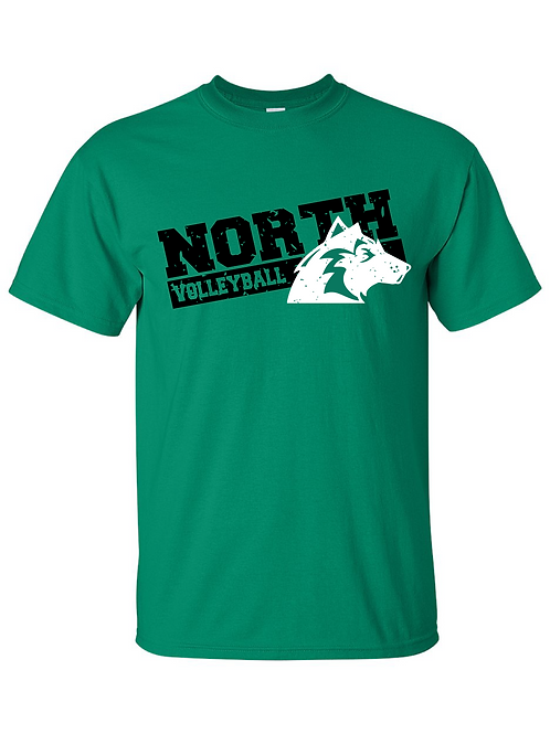 Husky Volleyball Gildan Short Sleeve T-Shirt