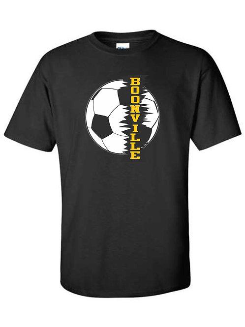 Boonville Soccer Cotton short sleeve Tee