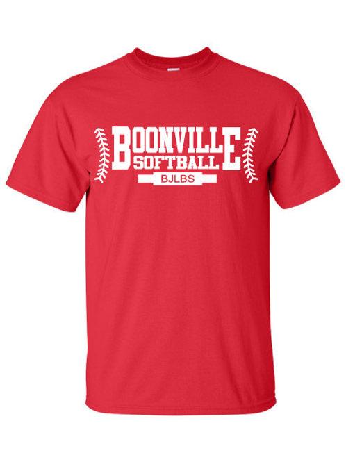 BJLBS Cotton T-Shirt (Softball)
