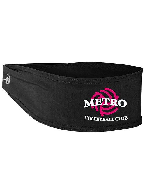 Headband with logo