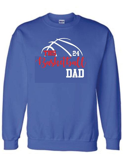 Crewneck Sweatshirt - DAD w/ number option