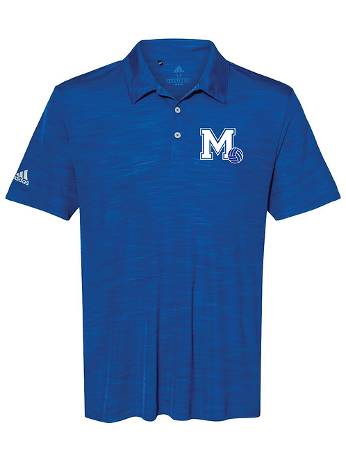 Adidas Polo With M-Volleyball
